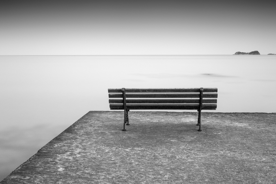 The Seaside Bench